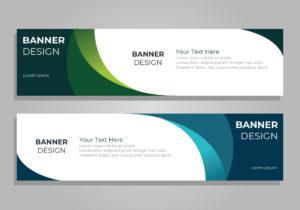 banner mesh design personalizat logo