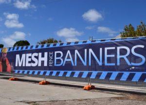 banner mesh ieftin rapid constanta